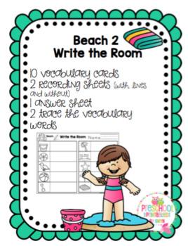Beach 2 Write the Room