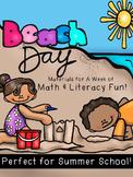 Beach Activities for Summer