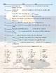 Beach Activities-Things Matching Worksheet
