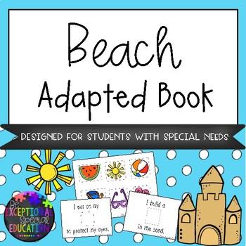 Beach Adapted Book