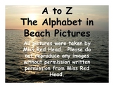 Beach Alphabet in Pictures