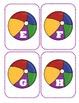 Beach Ball Capital Alphabet Flash Cards