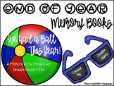 Beach Ball End of Year Memory Book!