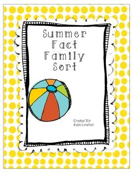 Beach Ball Fact Family Fun