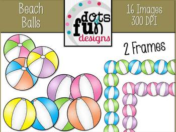 Beach Ball Graphics