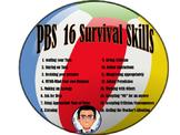 PBS Survival Skills: Beach Balls: