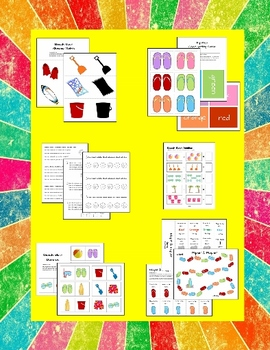 Beach Blast!  Math Activities, Centers, Worksheets & More