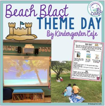 Beach Blast Theme Day!