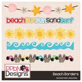 Beach Borders/Banners