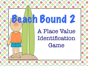 A Place Value Identification Game