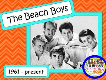 Beach Boys: Musicians in the Spotlight