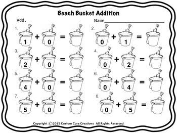 Beach Bucket Addition