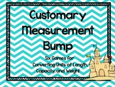 Beach Bump Bundle-Converting Units of Customary Measurement