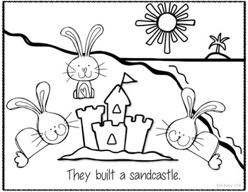 Beach Bunnies - A Companion to Tippy-Tippy-Tippy, Splash!