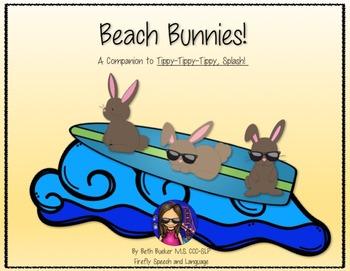 Beach Bunnies - A Companion to Tippy-Tippy-Tippy, Splash!