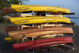 Beach Canoes - for Personal and Commercial Use