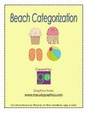Beach Categorization