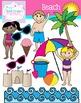 Beach Clipart by Teach Inspire Prepare