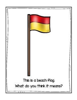 Answering Questions: A Day at the  Beach