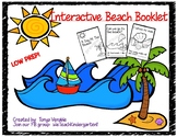 Beach Day!  An Interactive Booklet
