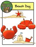 Beach Day Pack- Cip Art