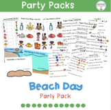 Beach Day Party Pack