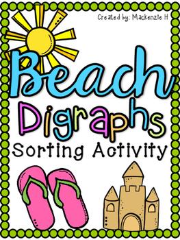 Beach Digraphs: A Matching Activity