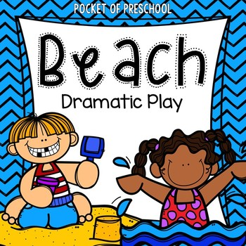 Beach Dramatic Play