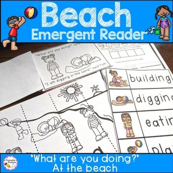 Beach Emergent Reader
