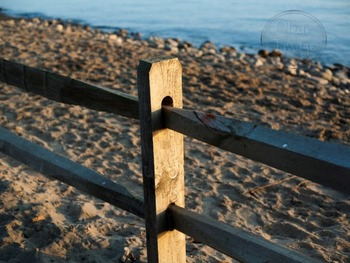 Beach Fence - for Personal and Commercial Use