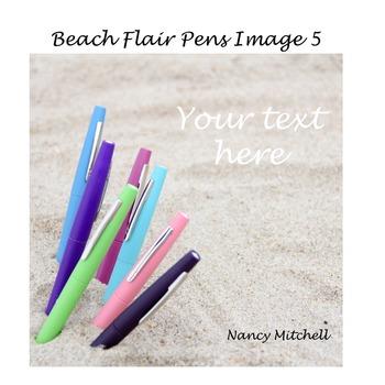 Beach Flair Pen Bundle