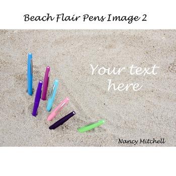 Beach Flair Pen Image 2