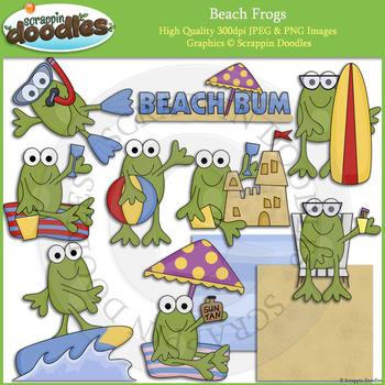 Beach Frogs