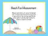 Beach Fun Measurement