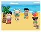 Beach Fun - Spatial Concepts and Attributes