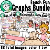 Beach Fun: Summer Graphs Bundle