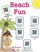 Beach Fun using QR Codes