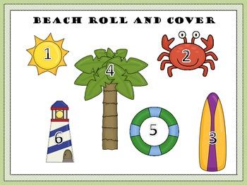 Beach Game Freebie