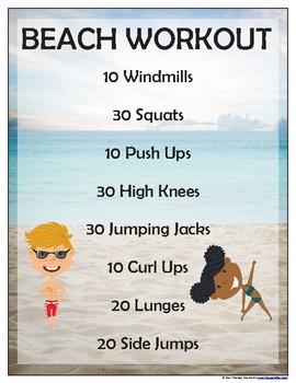 Beach Games and Activities - Classroom Parties, Fun Stuff, Indoor Recess