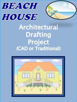 Beach House Architectural Plans