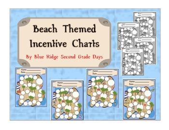 Beach Incentive Charts