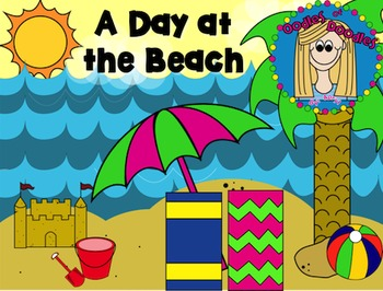 A Day at the Beach Clipart