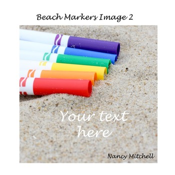 Beach Markers Image 2