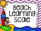 Beach Marzano Learning Scale