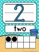 Beach Number Line 1-20