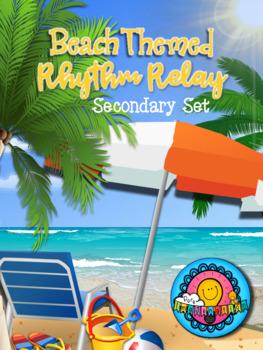 Beach Ocean Sea Summer Rhythm Relay
