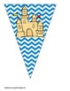 Beach / Ocean Themed Buntings- Customize Your Own Banner!