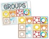 Beach Ocean Themed Grouping Cards