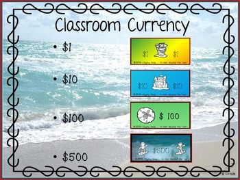 Beach Parties & the Classroom Economy