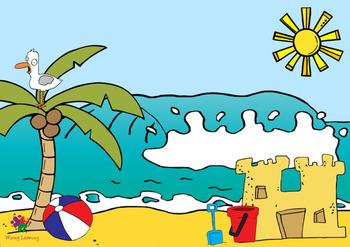 Beach Perception Activity